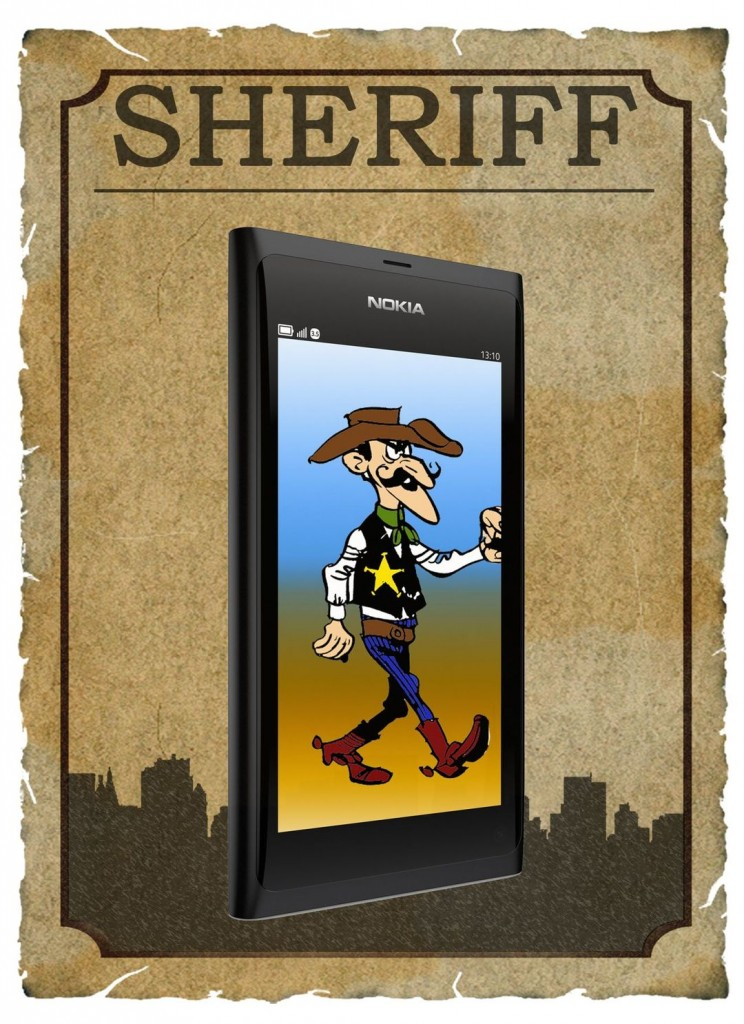 Nokia-N9-Sheriff - SmartTechNews