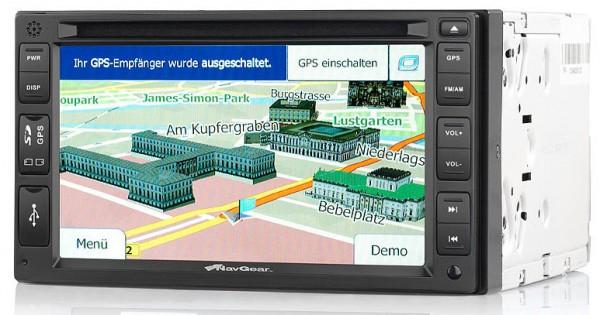 Autoradio – NavGear StreetMate-DSR-N-62 – Europa