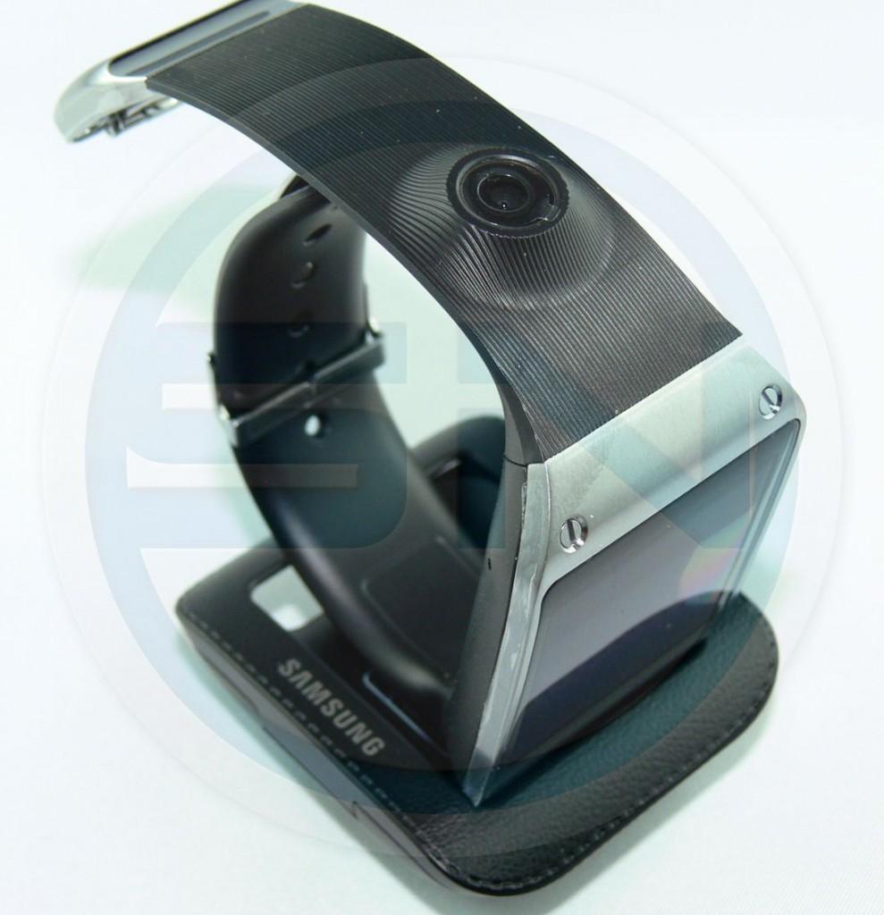Kamera im Armband - SAM Galaxy Gear - SmartTechNews