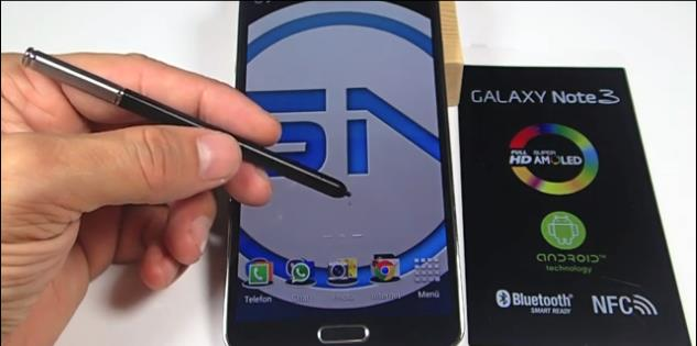 S PEN - SAM Galaxy Note 3 - SmartTechNews