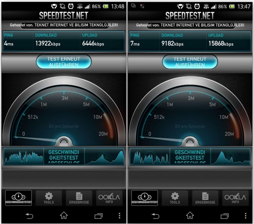 Speed - Huawei LTE E5776 Modem - smart-tech-news