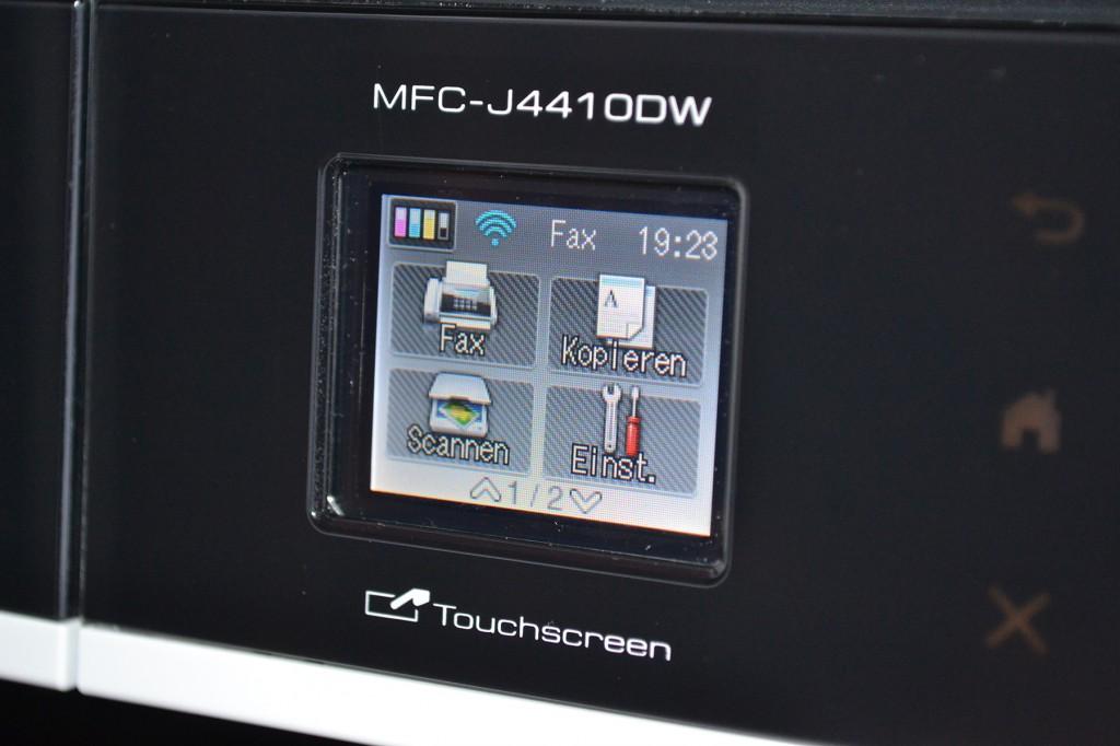 Brother MFCJ4410DW-Display - smart-tech-news.eu