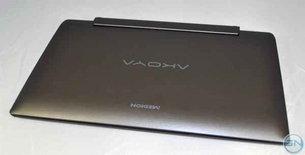Medion Notebookhybride – Akoya P2212T im Unboxing