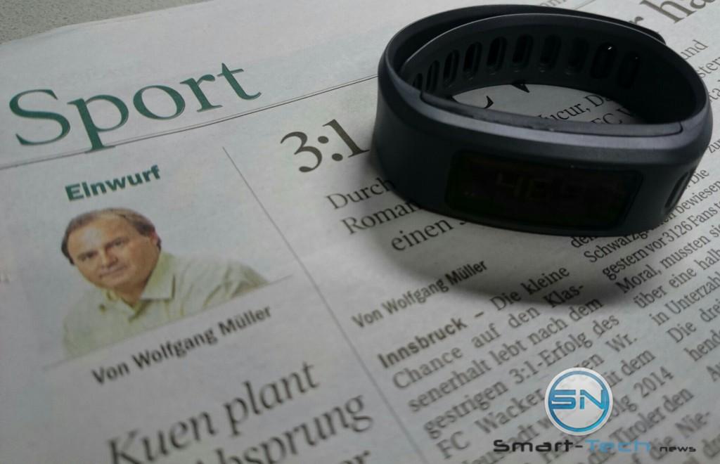 Armband Garmin Vivofit - smart-tech-news.eu
