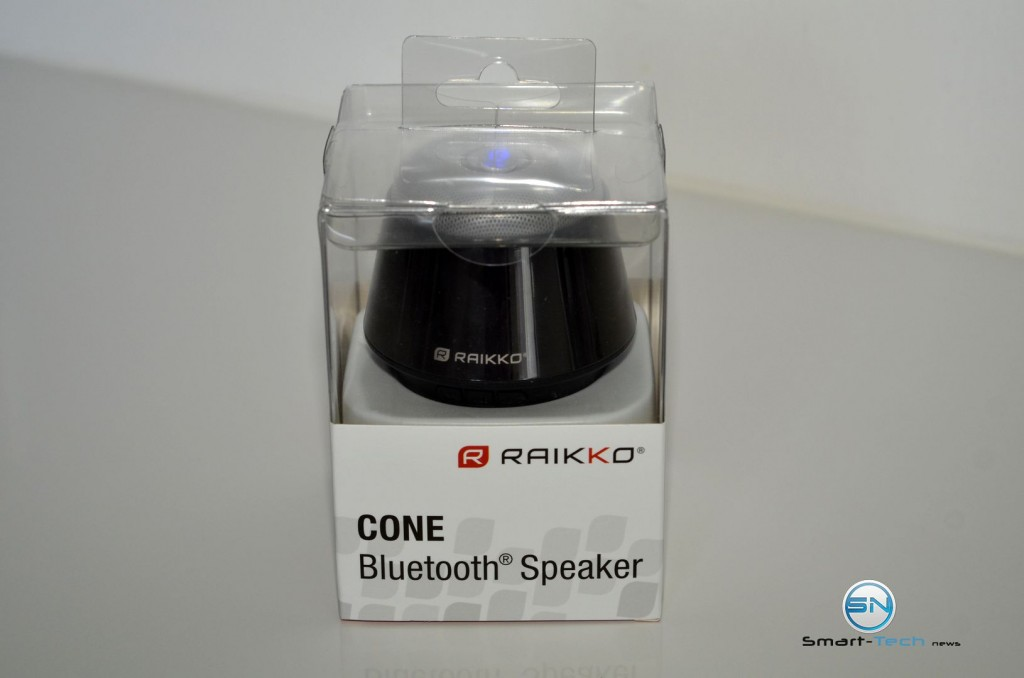 Unboxing - Raikko Cone - smart-techn-news