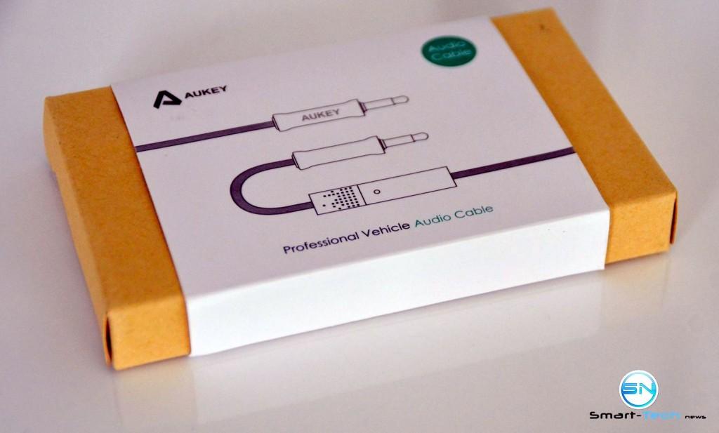 Verpackung - Aukey Audio Kabel
