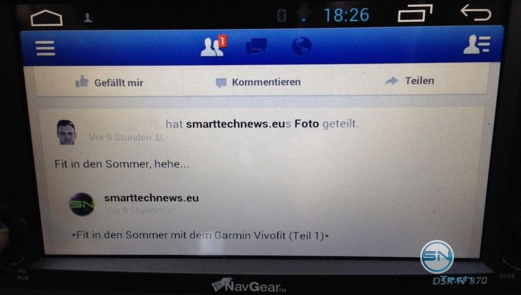 Facebook - NavGear DSR-N370 - DACH - smart-tech-news.eu