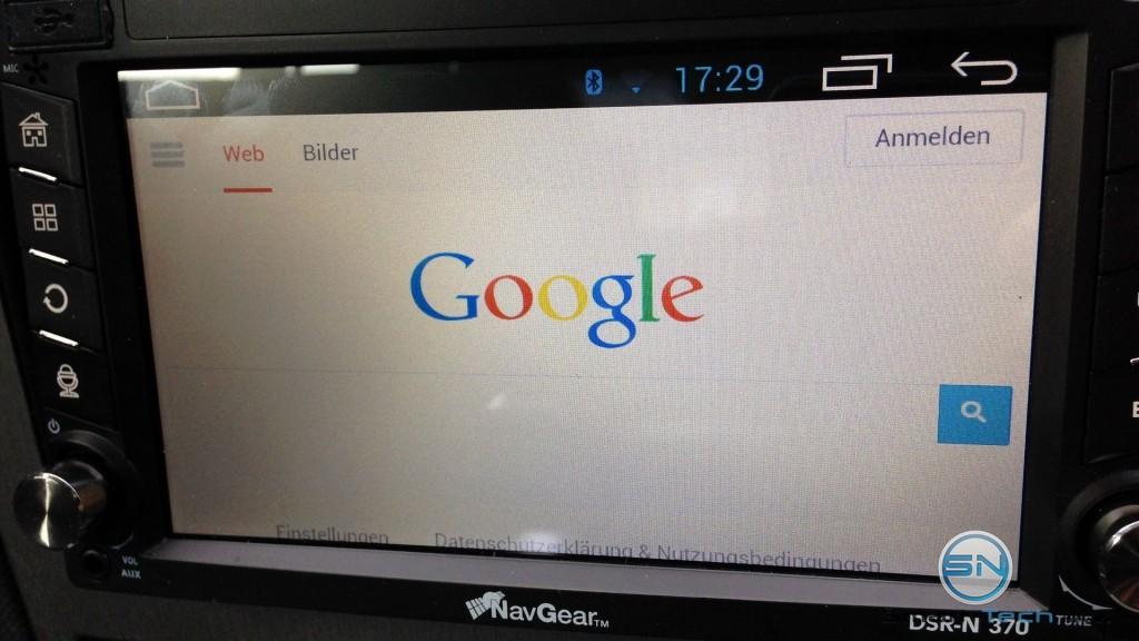 Google - NavGear DSR-N370 - DACH