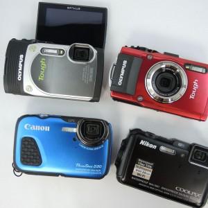Nikon, Olympus, Canon - Outdoor Kameras - SmartCamNews