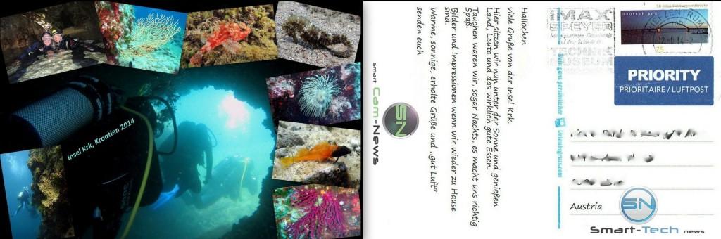 Urlaubsgruss Postkarten - SmartTechNews
