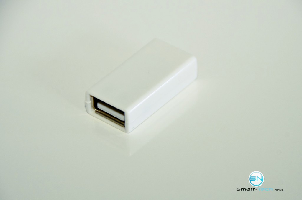 Adapter USB zu microUSB - Raikko Accupack BusinessLine 2000