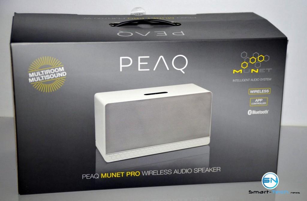Verpackung - Peaq MuNet