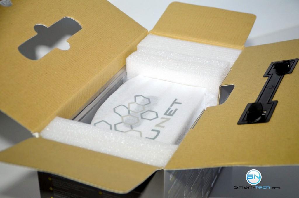 Innenleben Verpackung - Peaq Munet