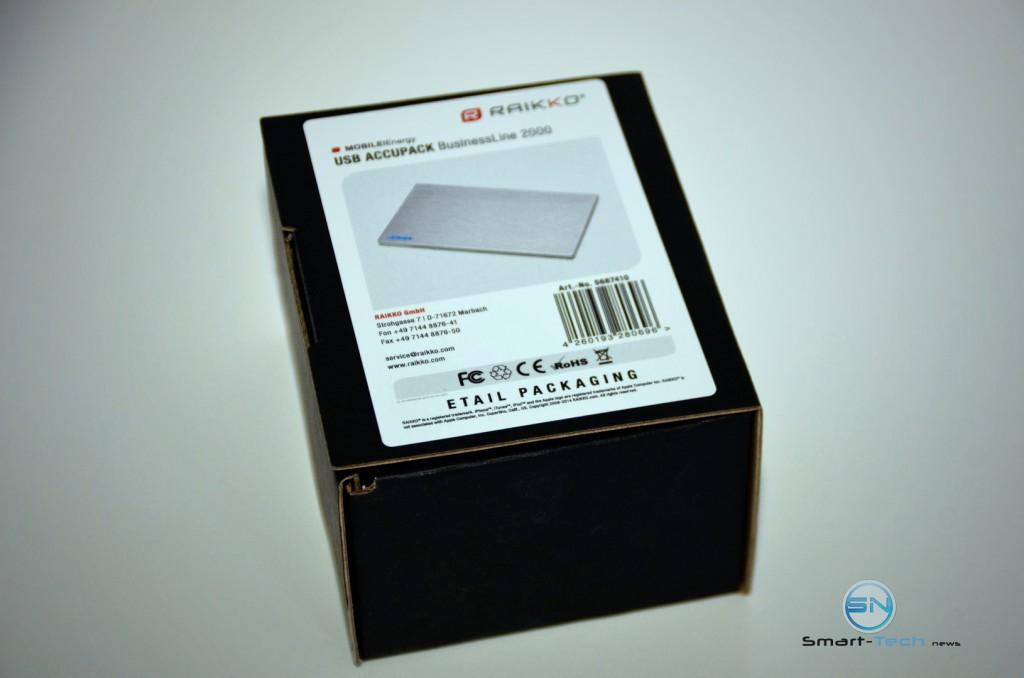 Verpackung - Raikko Accupack BusinessLine 2000