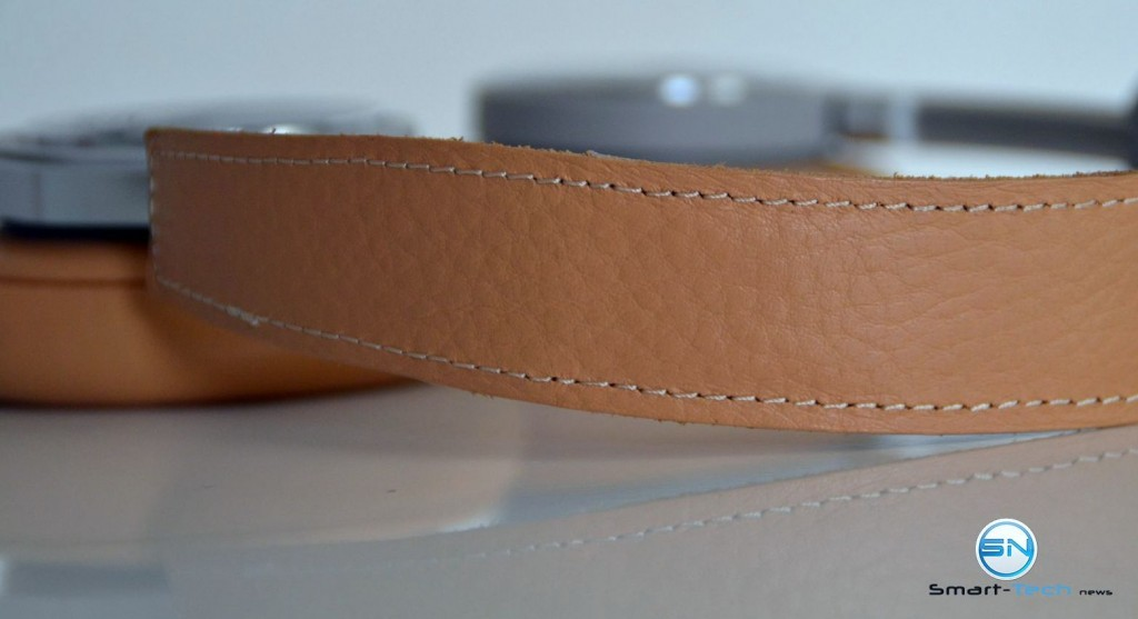 Rindsleder Kopfbügel - B&O Beoplay H6 - SmartTechNews
