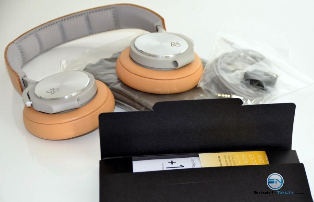 Lieferumfang - B&O Beoplay H6 - SmartTechNews