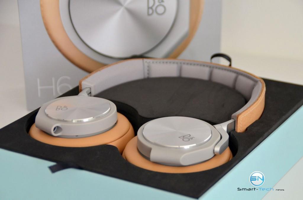 Erster Blick - B&O Beoplay H6 - SmartTechNews