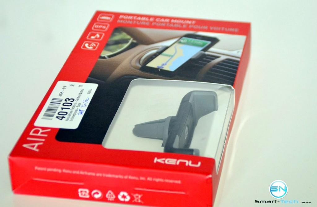 Unboxing - Kenu Portable Car Mount - SmartTechNews