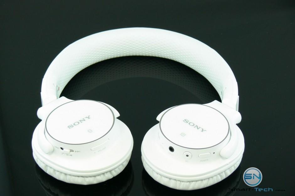 Kopfhörer - Sony MDR ZX750BN - SmartTechNews