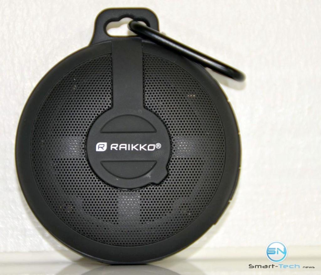 Vorderansicht - Raikko Bass Disc - SmartTechNews