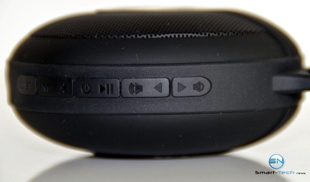 Bedienknöpfe - Raikko Bass Disc - SmartTechNews