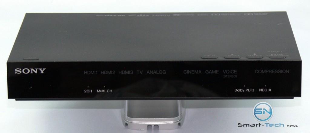 Schaltzentrale - Sony MDR-HW700DS - SmartTechNews