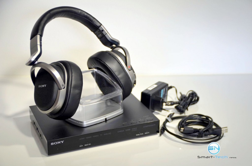 Lieferumfang - Sony MDR-HW700DS - SmartTechNews