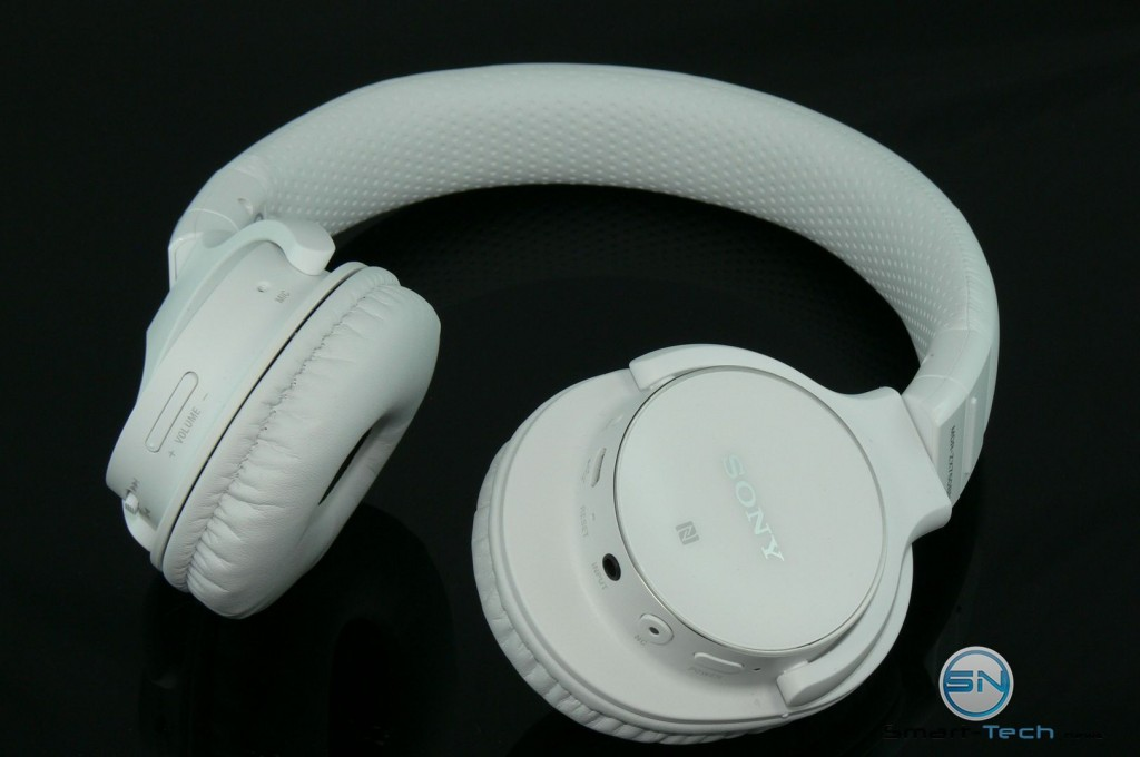Sony MDR ZX750BN - SmartTechNews - Polsterung