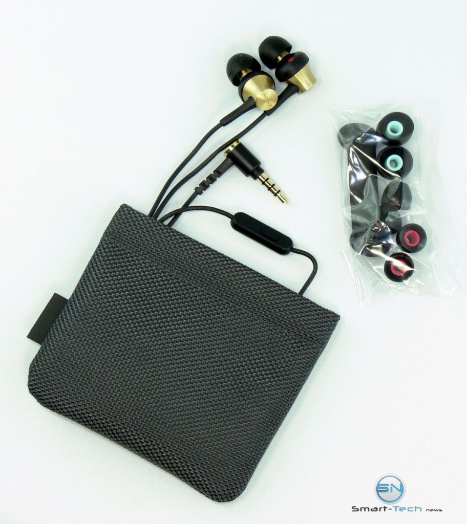 Lieferumfang - Sony MDR-EX650AP - SmartTechNews