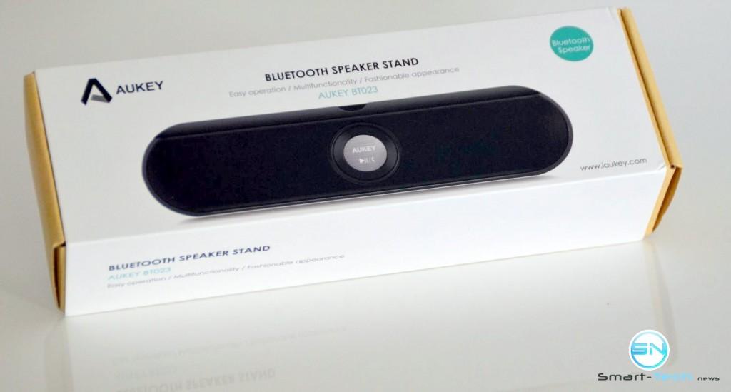 Verpackung - Aukey BT023 - SmartTechNews