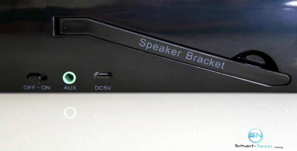 Hinterseite - Aukey BT023 - SmartTechNews