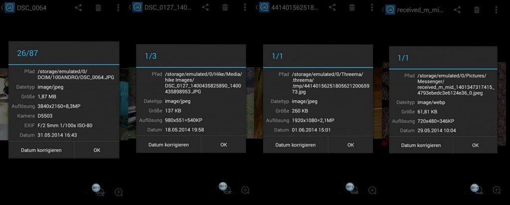 Bildgrößen Vergleich - Traffic Monitor - SmartTechNews