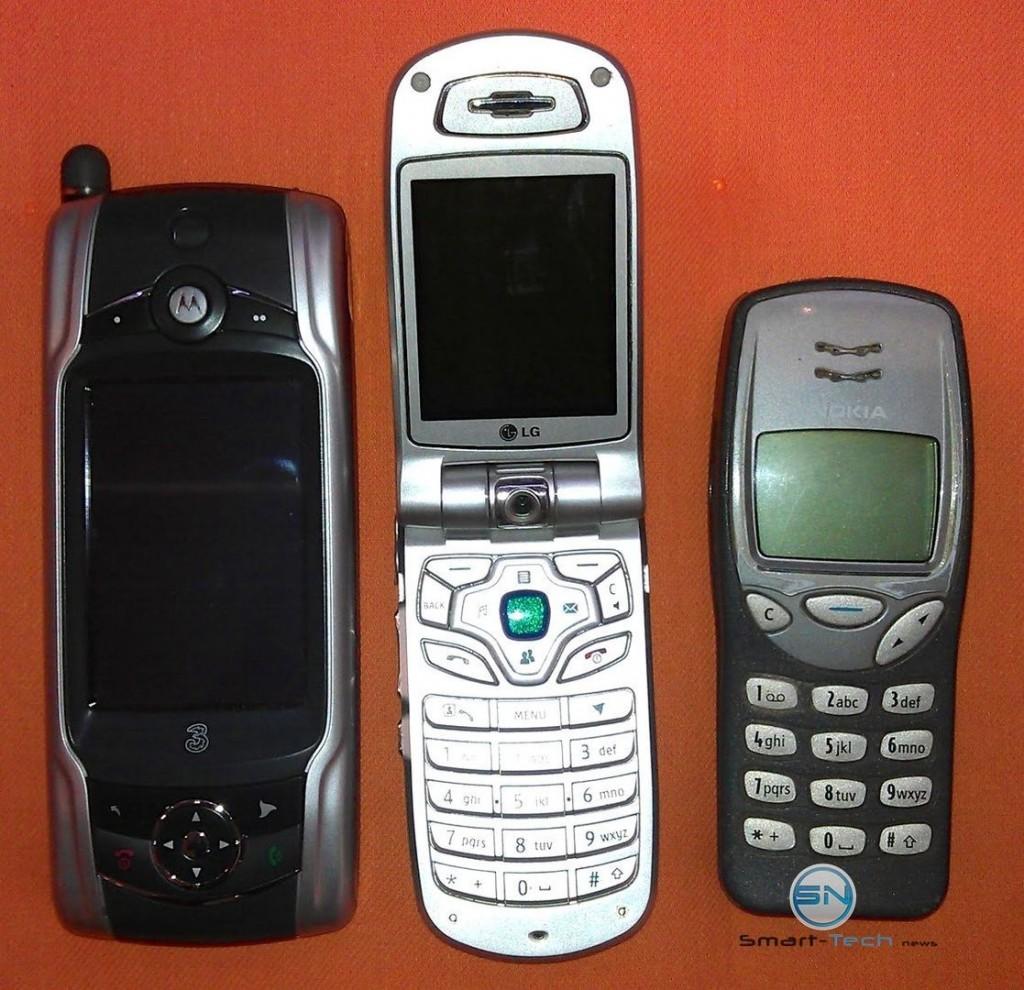 Handy oder Smartphone - SmartTechNews