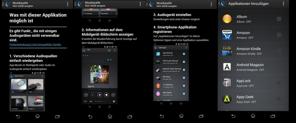 Musik Source App Auswahl - SmartTechNews