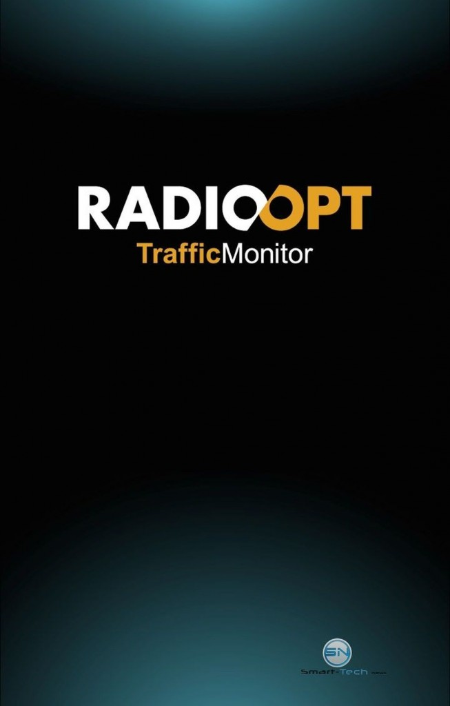 RadioOPT Traffic Monitor Start - SmartTechNews