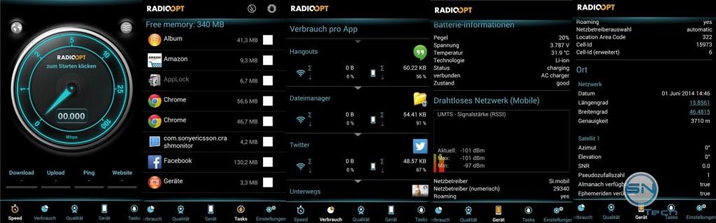 Zusatzfunktionen Traffic Monitor RadioOPT - SmartTechNews