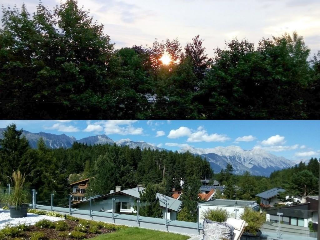 Bilder bei Dämmerung bzw. Sonnenuntergang - Allview P7 Xtreme - SmartTechNews