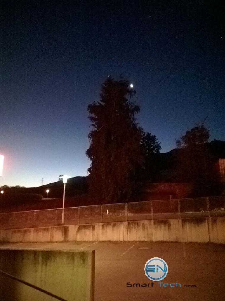 Nachtaufnahme mit Blitz - Nokia Lumia 930 - SmartTechNews