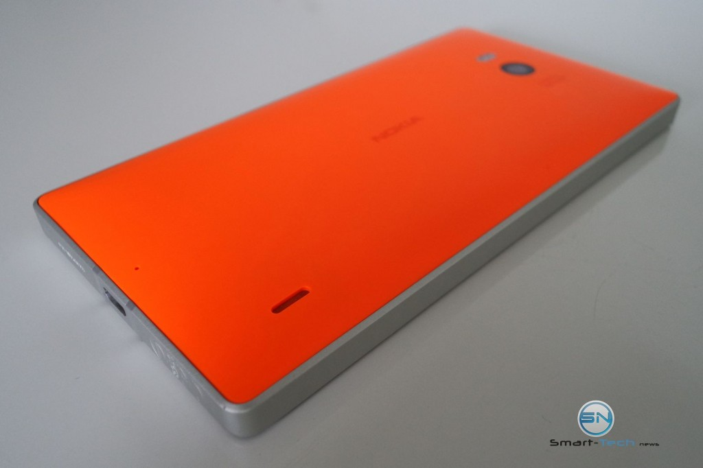 Rückseite - Nokia Lumia 930 - SmartTechNews
