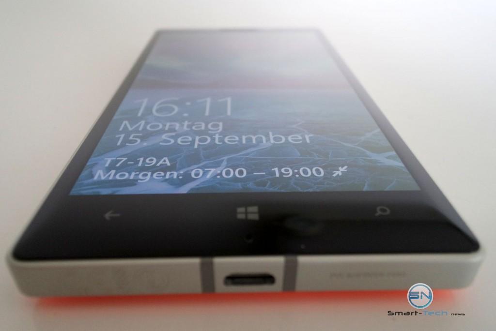 Blickstabilität Display - Nokia Lumia 930 - SmartTechNews
