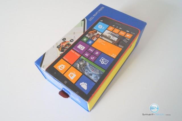 Verpackung - Nokia Lumina 1320