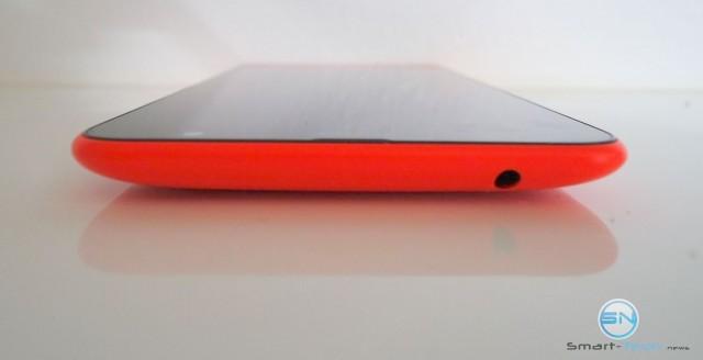 3,5mm Klinkenanschluss - Nokia Lumina 1320