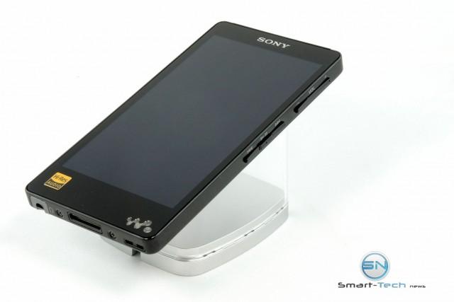 Sony Walkman NWZ F886 - Vorderseite