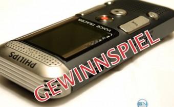 Gewinnspiel - MicroSD und Powertaste - Philips DVT 2700 - SmartTechNews