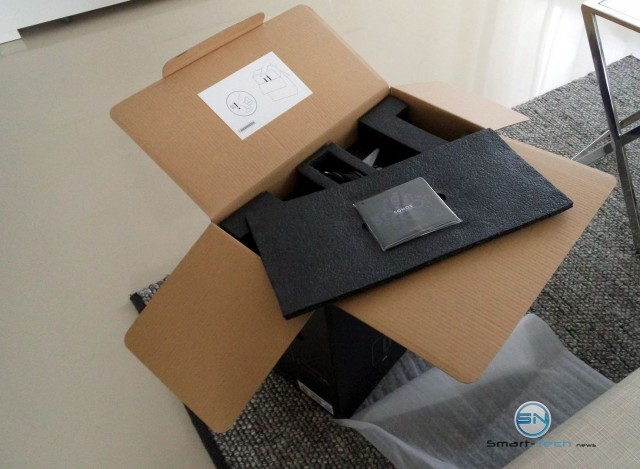 Verpackung - Sonos Sub