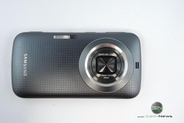 Samsung Galaxy K Zoom – die Kamera im Smartphone