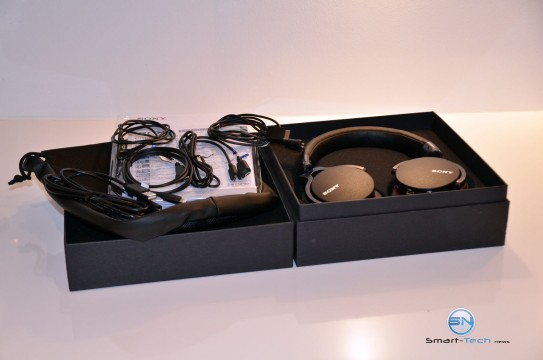 Lieferumfang Sony MDR-1ADAC