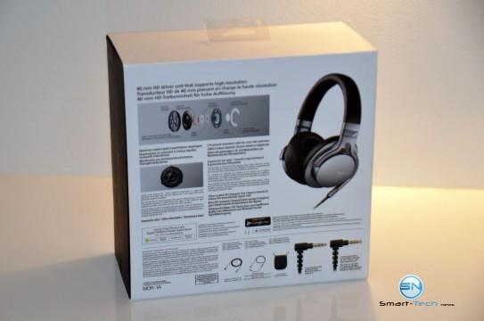 Sony MDR-1a - SmartTechNews - Produktibilder 2