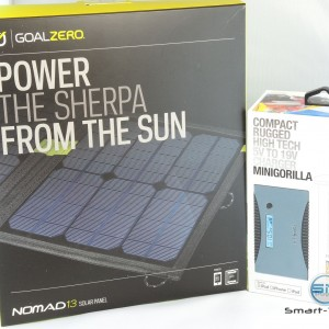 Das Paket - GoalZero 13 mit PowerBank - SmartTechNews