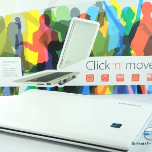 Unboxing - Toshiba Click Mini - SmartTechNews